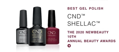 award winning gel polish